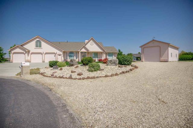 6684 S Gooseberry, Boise, ID 83709 (MLS #98666976) :: Michael Ryan Real Estate