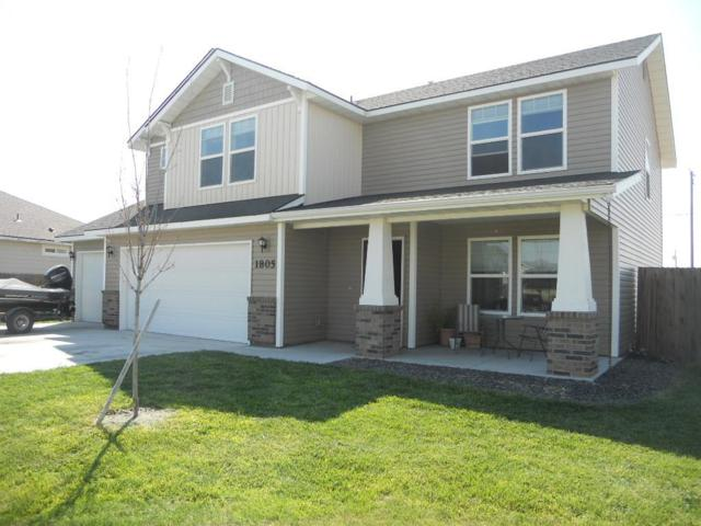 1805 SW Shaft Ave, Mountain Home, ID 83647 (MLS #98667008) :: Juniper Realty Group