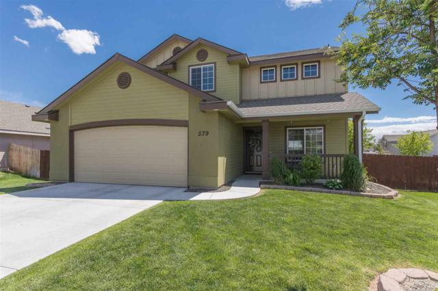 579 W Willow Dale Way, Kuna, ID 83634 (MLS #98667021) :: The Broker Ben Group at Realty Idaho