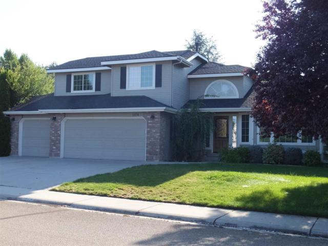 1474 N Prestwick Way, Eagle, ID 83616 (MLS #98667195) :: Front Porch Properties