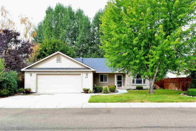 219 S Parkinson Pl, Eagle, ID 83616 (MLS #98667261) :: Front Porch Properties