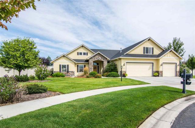 1317 N Terrabella Place, Eagle, ID 83616 (MLS #98667312) :: Michael Ryan Real Estate
