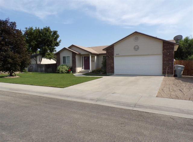 543 Huckleberry St, Middleton, ID 83644 (MLS #98667394) :: Michael Ryan Real Estate