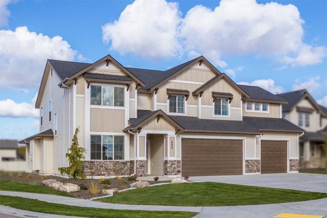 Lot 11 Blk 7 Painted Ridge #4, Boise, ID 83716 (MLS #98667402) :: We Love Boise Real Estate