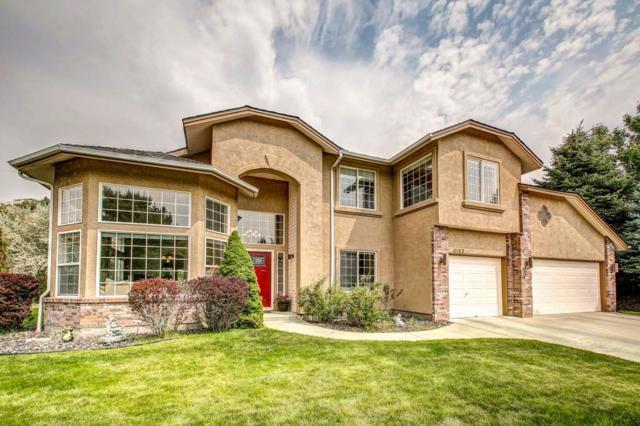 4162 W Quail Ridge Dr, Boise, ID 83703 (MLS #98667456) :: We Love Boise Real Estate