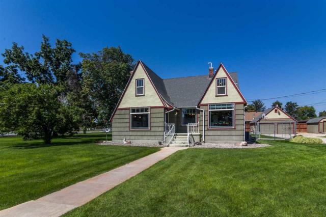 316 Davis Ave., Nampa, ID 83651 (MLS #98667470) :: Front Porch Properties