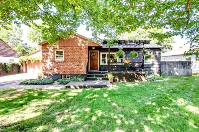 1415 S Hervey St., Boise, ID 83705 (MLS #98667481) :: Front Porch Properties
