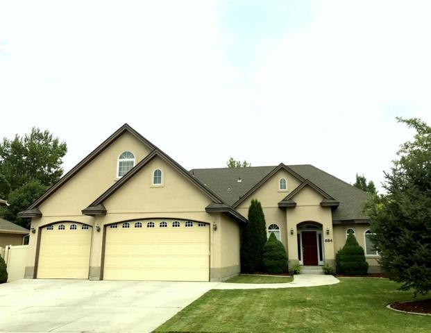 684 S Stibnite, Kuna, ID 83634 (MLS #98667501) :: Front Porch Properties