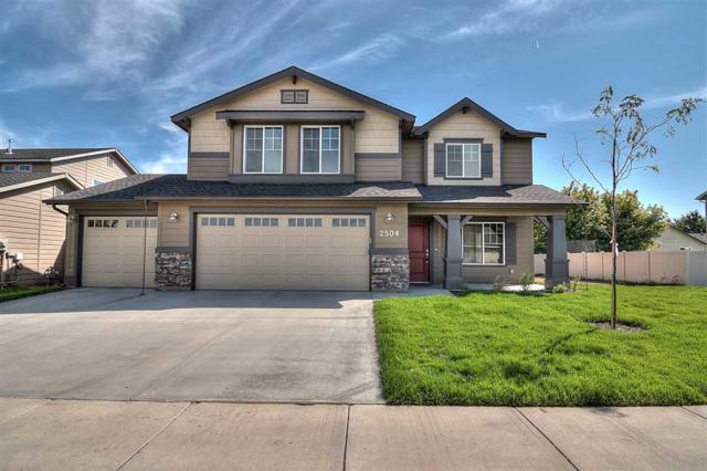 300 W Havasu Falls, Meridian, ID 83646 (MLS #98667523) :: The Broker Ben Group at Realty Idaho