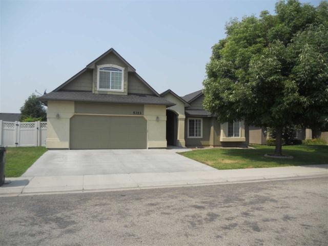 5353 N Cortona Way, Meridian, ID 83646 (MLS #98667574) :: Juniper Realty Group