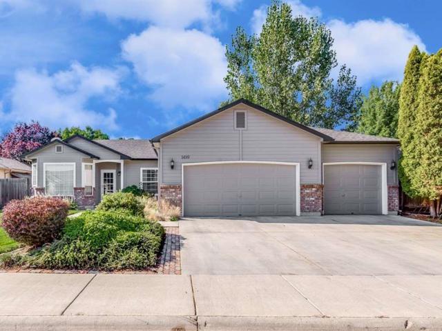 1499 E Tourmaline St, Meridian, ID 83646 (MLS #98667606) :: Michael Ryan Real Estate