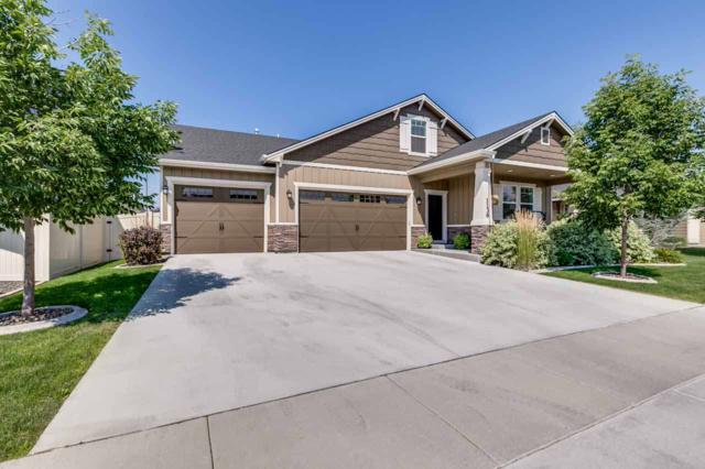 1136 W Woodbury Dr, Meridian, ID 83646 (MLS #98667613) :: Michael Ryan Real Estate