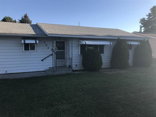 704 E 4th St, Emmett, ID 83617 (MLS #98667656) :: The Broker Ben Group at Realty Idaho