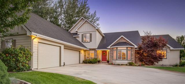 2935 S Whitehaven Place, Eagle, ID 83616 (MLS #98667731) :: The Broker Ben Group at Realty Idaho