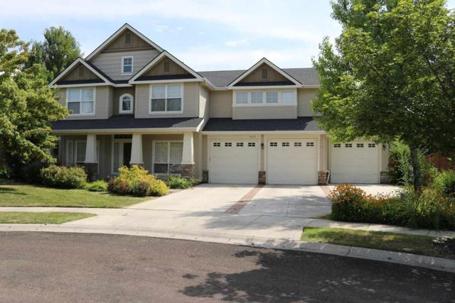 257 E Stonewater Court, Eagle, ID 83616 (MLS #98667733) :: The Broker Ben Group at Realty Idaho