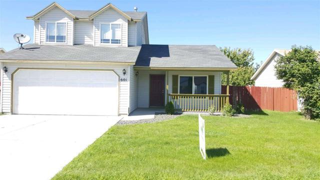 601 Laster St., Caldwell, ID 83607 (MLS #98667789) :: The Broker Ben Group at Realty Idaho