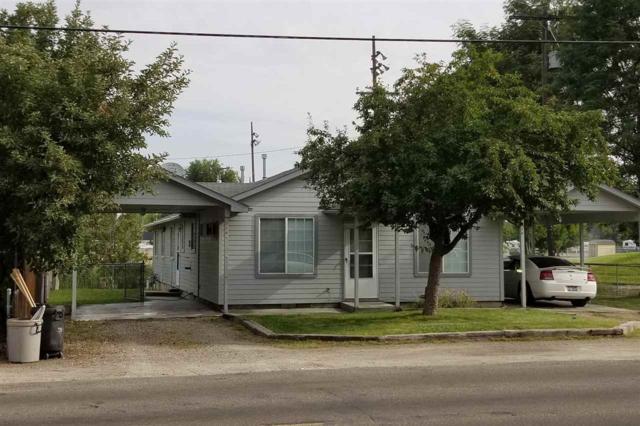 212/214 E 12th, Emmett, ID 83617 (MLS #98667816) :: The Broker Ben Group at Realty Idaho
