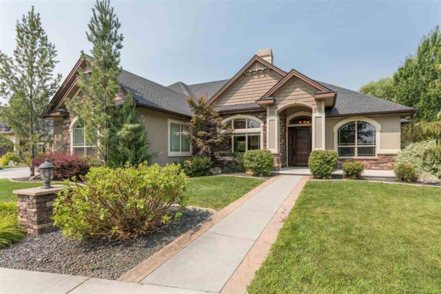 669 N Cobblestone Way, Eagle, ID 83616 (MLS #98667950) :: Boise River Realty