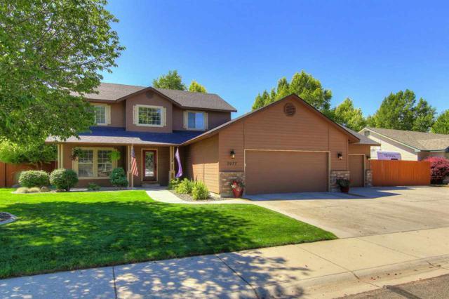 3977 W Thorn Creek Ct, Meridian, ID 83642 (MLS #98667976) :: Boise River Realty