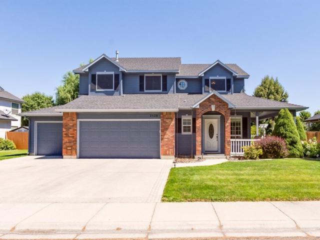 2528 E Timberland Drive, Eagle, ID 83616 (MLS #98667983) :: Boise River Realty