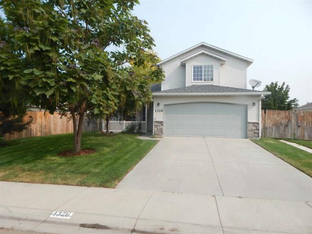 1326 W Teton, Nampa, ID 83686 (MLS #98668052) :: Boise River Realty