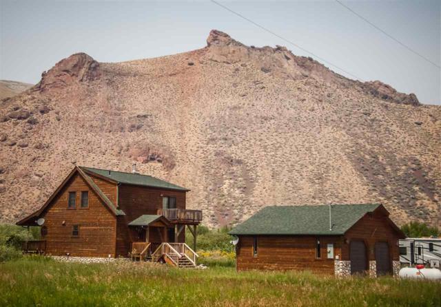 105 S Agate Drive, Salmon, ID 83467 (MLS #98668781) :: Jon Gosche Real Estate, LLC