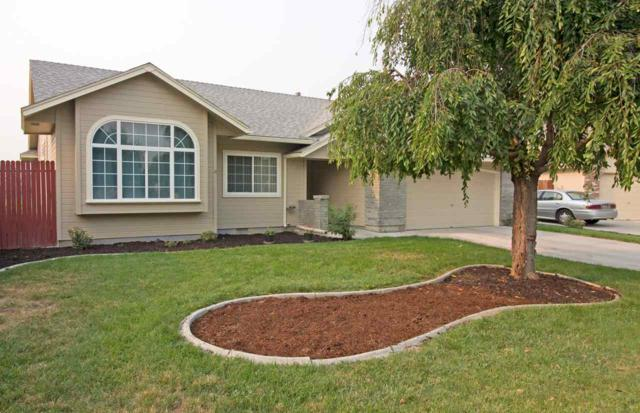 1061 E Hunter Dr, Meridian, ID 83646 (MLS #98669643) :: Jon Gosche Real Estate, LLC