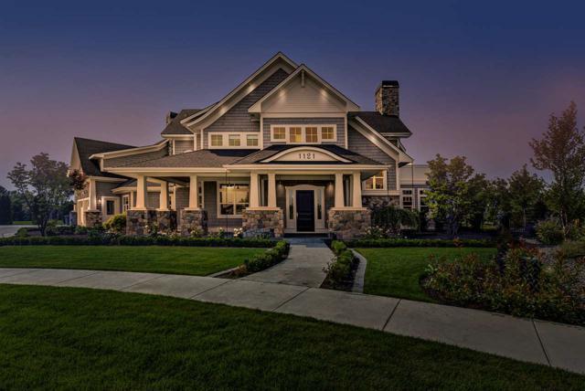 1121 S Brentbrook Lane, Eagle, ID 83616 (MLS #98669752) :: Build Idaho