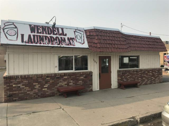 157 E Main Street, Wendell, ID 83355 (MLS #98669815) :: Zuber Group