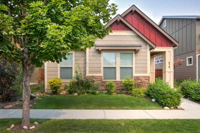 414 W Peck St, Meridian, ID 83646 (MLS #98670166) :: Build Idaho