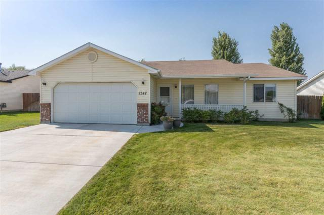 1547 N Deerhorn, Kuna, ID 83634 (MLS #98670627) :: Michael Ryan Real Estate
