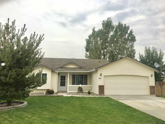 374 W Troy, Kuna, ID 83634 (MLS #98670705) :: Michael Ryan Real Estate