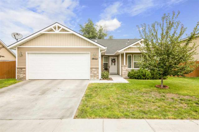 1922 W Neilscott, Nampa, ID 83651 (MLS #98670897) :: Michael Ryan Real Estate