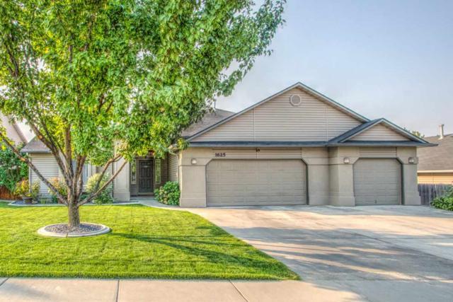 1625 W Havenwood Avenue, Nampa, ID 83651 (MLS #98670906) :: Michael Ryan Real Estate