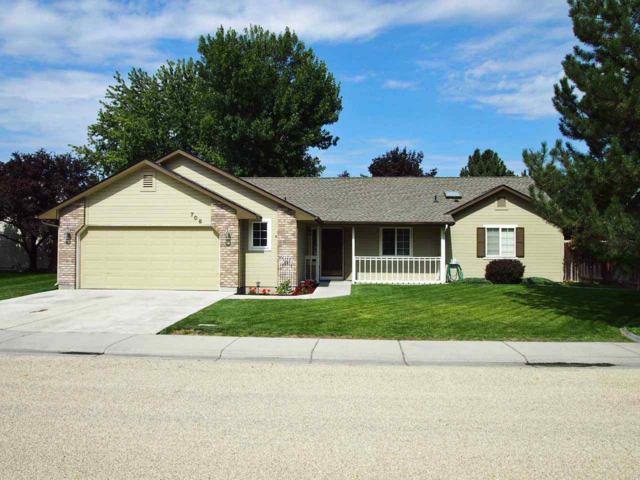 708 W Aikens, Eagle, ID 83616 (MLS #98670930) :: Michael Ryan Real Estate