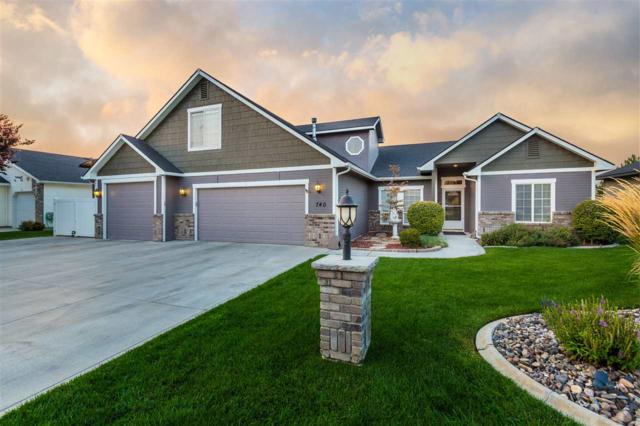 740 W Highland Ave, Nampa, ID 83686 (MLS #98670971) :: Michael Ryan Real Estate