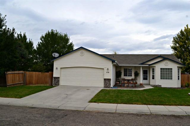1176 W Fools Gold, Kuna, ID 83634 (MLS #98670991) :: Michael Ryan Real Estate