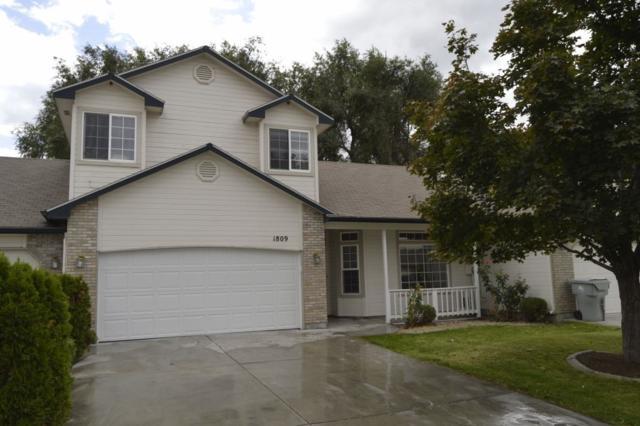 1809 W Eaglecrest Dr, Nampa, ID 83651 (MLS #98671103) :: Jon Gosche Real Estate, LLC