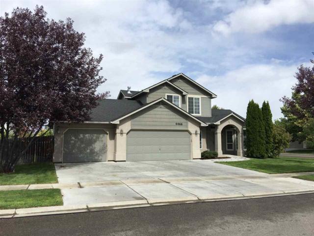 4466 Elk River Drive, Nampa, ID 83686 (MLS #98671141) :: Jon Gosche Real Estate, LLC