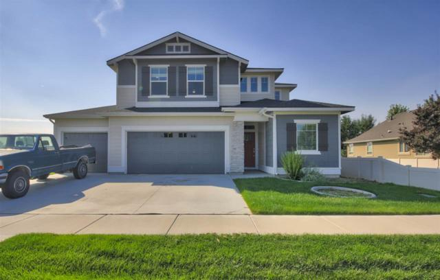 1001 W Lowry, Meridian, ID 83646 (MLS #98671181) :: Jon Gosche Real Estate, LLC