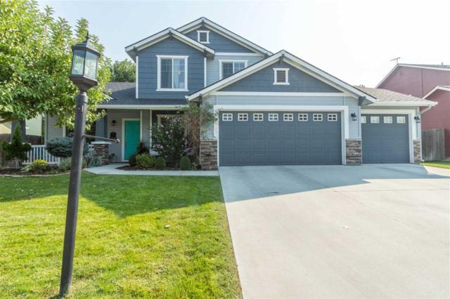 990 N Scotney, Meridian, ID 83642 (MLS #98671189) :: Jon Gosche Real Estate, LLC