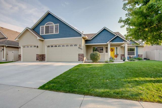 2557 E Tybalt Dr, Meridian, ID 83642 (MLS #98671209) :: Synergy Real Estate Services at Idaho Real Estate Associates