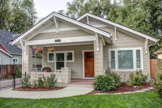 2308 W Smith Ave, Boise, ID 83702 (MLS #98671396) :: Keller Williams Realty Boise