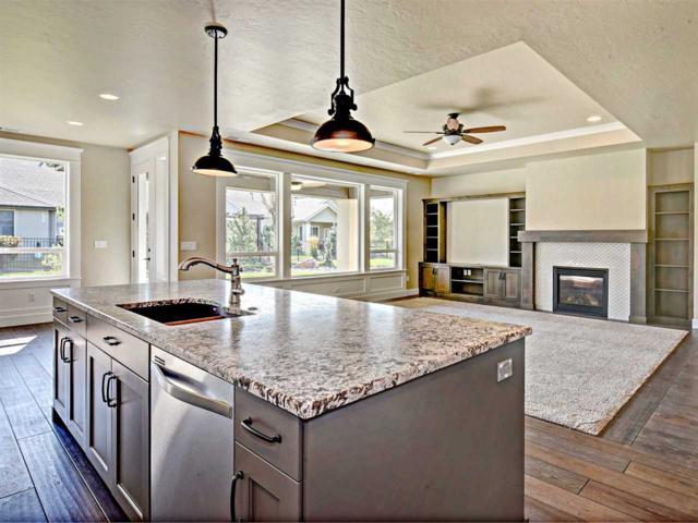 3137 S Saxony Avenue, Eagle, ID 83616 (MLS #98672090) :: The Broker Ben Group at Realty Idaho