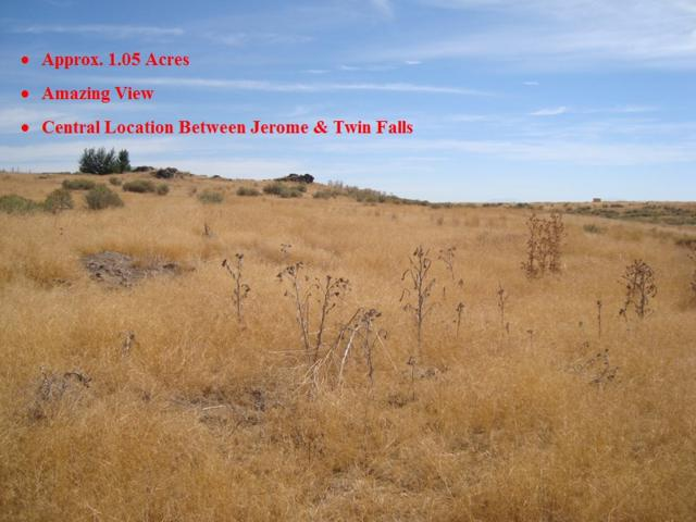 Lot 2 Arrowhead Ranches, Jerome, ID 83338 (MLS #98672361) :: Juniper Realty Group