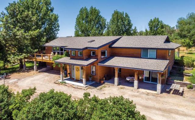 3965 N Pollard Ln, Star, ID 83669 (MLS #98672701) :: The Broker Ben Group at Realty Idaho