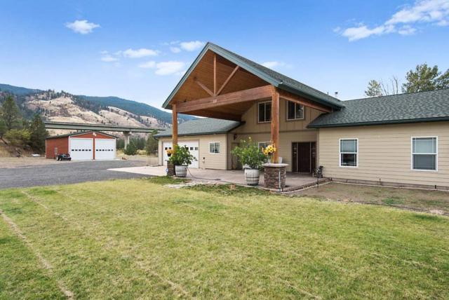 110 Rivers Bend Rd, Riggins, ID 83554 (MLS #98672770) :: Jon Gosche Real Estate, LLC