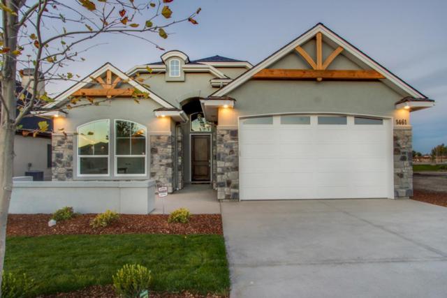 1489 N Lake Pacid, Eagle, ID 83616 (MLS #98672812) :: The Broker Ben Group at Realty Idaho