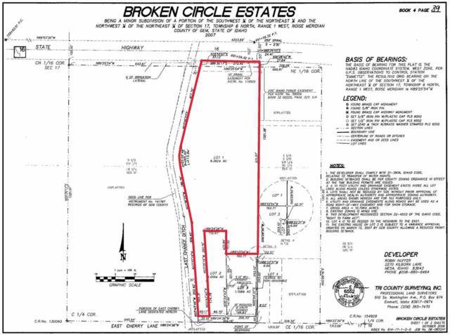 TBD Cherry Ln, Emmett, ID 83617 (MLS #98672965) :: The Broker Ben Group at Realty Idaho