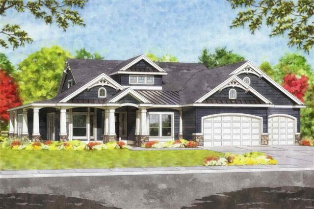 1834 N Black Forest Way, Eagle, ID 83616 (MLS #98673056) :: The Broker Ben Group at Realty Idaho